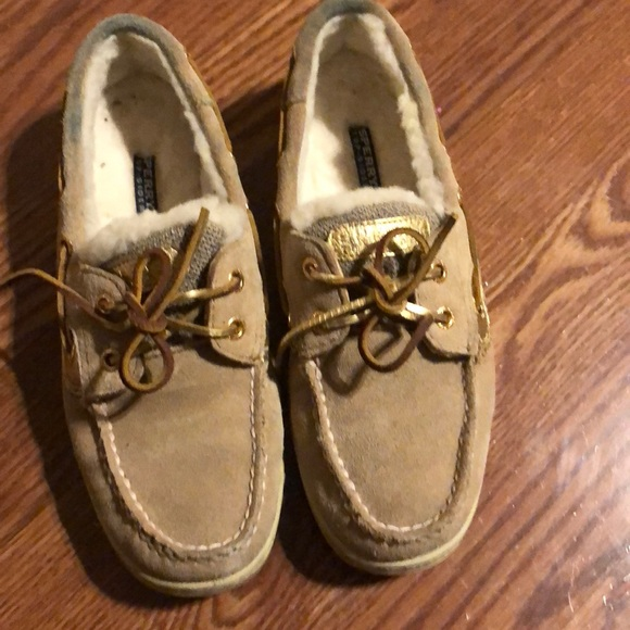 Sperry Shoes | Sperry Fur Lined Shoes